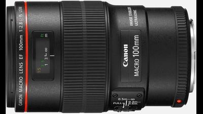 Canon EF 100mm f/2.8L Makro IS USM Objektiv