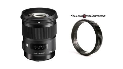 Sigma ART 50mm f/1,4 Canon EF (optional mit FollowFocus)
