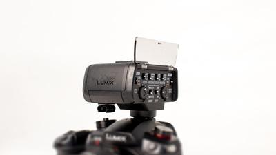 Panasonic XLR-Adapter für GH5 und GH5s DMW-XLR1