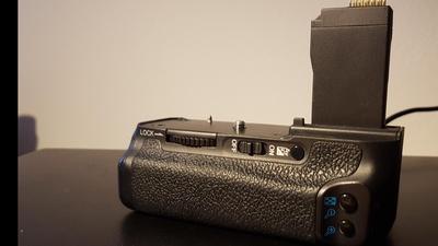 Batteriegriff für Canon EOS 760d 750d