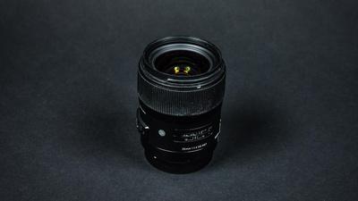 Sigma 35 mm 1.4 Art für Canon EF-Bajonett