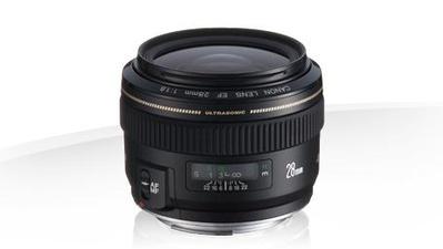 Canon EF 28mm F/1.8 USM Objektiv Vollformat