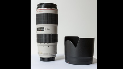 Canon 70-200mm L IS 2.8 II USM