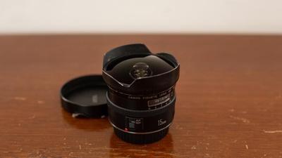 Canon 15mm Fisheye F2.8