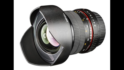 Walimex Pro 14 mm Canon EF Mount