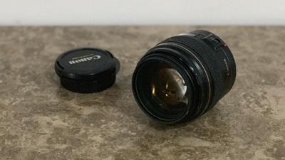 Canon 85mm f/1.8 – Canon EF