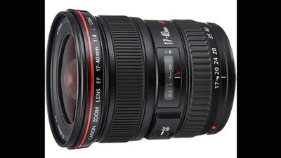 Canon EF 4,0 17-40mm L IS USM Canon EF