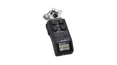 Zoom H6  Sounddevice /  Audio Recorder mit Zubehör
