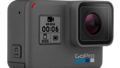 GoPro Hero 6 Black + Case