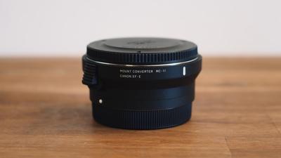 Sigma MC-11 Adapter Canon EF → Sony E
