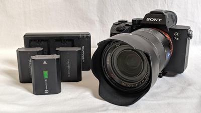 Sony a7iii mit 24-70 F4 Zeiss