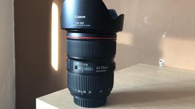 Canon EF 24-70mm Ultrasonic 2.8 II