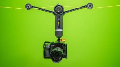 Wiral Lite Cable Cam Rail Cam für Kameras bis 1,5KG 50M Seil
