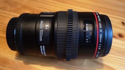 Canon 100mm Macro F2.8