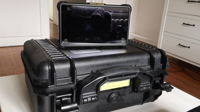 Atomos Shogun Inferno mit Accessory Kit und HDMI Kabel