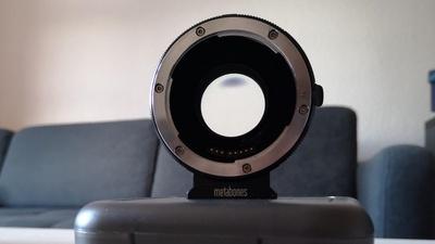 Metabones Canon EF Lens to MFT Speed Booster ULTRA 0.71