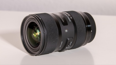 Sigma Art 18-35mm f1.8 für Canon
