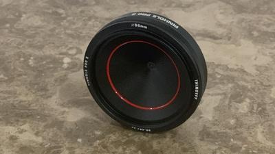 "Thingyfy Pinhole Pro S - Pinhole ""Lens"" for Canon EF"
