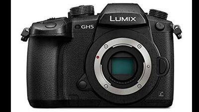 Panasonic Lumix GH5 (nur Body)