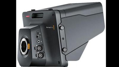 Blackmagic Studio Camera HD - MFT