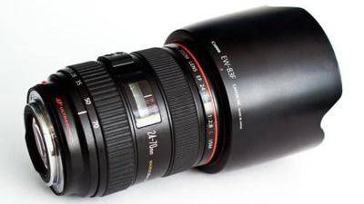 Canon EF L 24-70 mm  f 2.8 USM