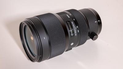 Sigma Art 50-100mm f1.8