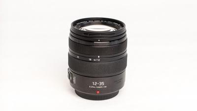 Objektiv Panasonic 12-35mm F2,8