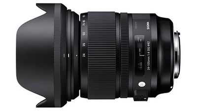 Sigma 24-105mm F4.0 OS DG HSM Art Objektiv für Canon