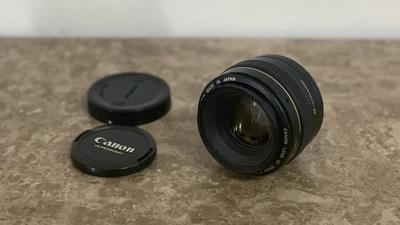 Canon 50mm f/1.4 USM – Canon EF
