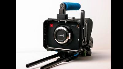 Blackmagic Cinema Camera - Basic Kit