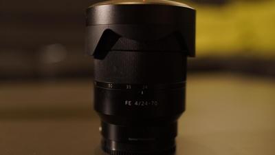 Zeiss SEL2470Z 4.0 Sony E-Mount Vollformat