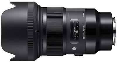 Sigma Art 50mm F1,4 DG HSM Sony E-Mount AF
