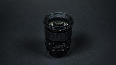 Sigma 50 mm f/1.4 Art für Canon EF-Bajonett