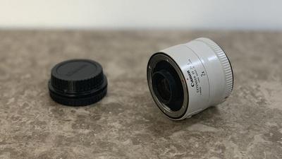 Canon Extender EF 2x mk II