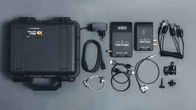 Teradek 300 Bolt TX + RX –HDMI & SDI Funkstrecke Set
