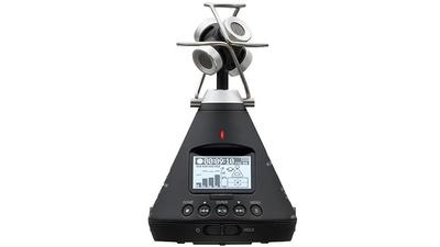 Zoom H3-VR / 360 Grad Audiorecorder Ambisonics-Fieldrecorder