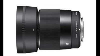 Sigma 30mm F1,4 DC DN   - Sony E Mount