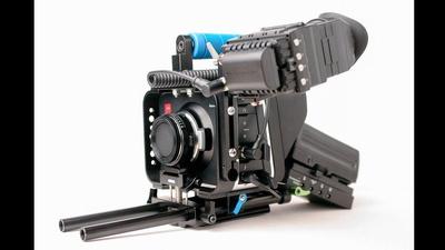 Blackmagic Cinema Camera - Speedbooster - Advanced Kit