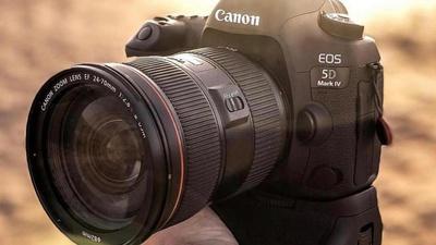 Canon EOS 5D Mark IV + Canon 24-70 mm 2.8