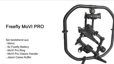 Freefly MoVI Pro Gimbal