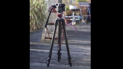 Manfrotto Videostativ 701HDV
