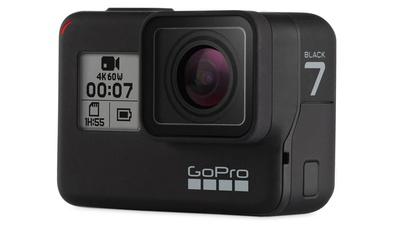 GoPro Hero 7 Black + Case
