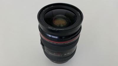 Canon 24-70mm F2,8