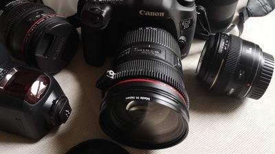 Canon 24-70 f2.8L II USM