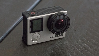 Gopro Hero 4 Black Edition (4K)