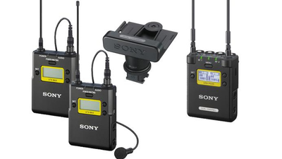 Sony 2 Kanal URX / UTX Funkstrecke