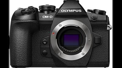 Olympus OM-D E-M1 Mark II digitale spiegellose Kamera (4K)