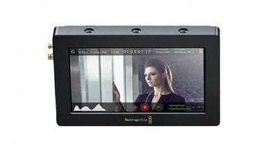Blackmagic Design Video Assist // Field Monitor & Recorder