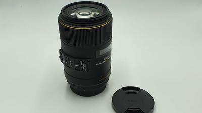 Sigma 105 mm F2,8 EX Makro DG OS HSM