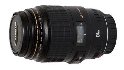 Canon EF 100 2.8 Makro USM